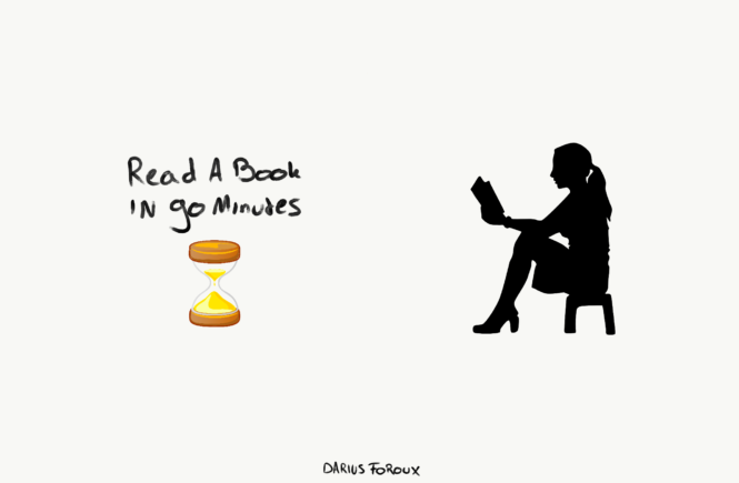 How To Read A Self-Help Book In 90Minutes