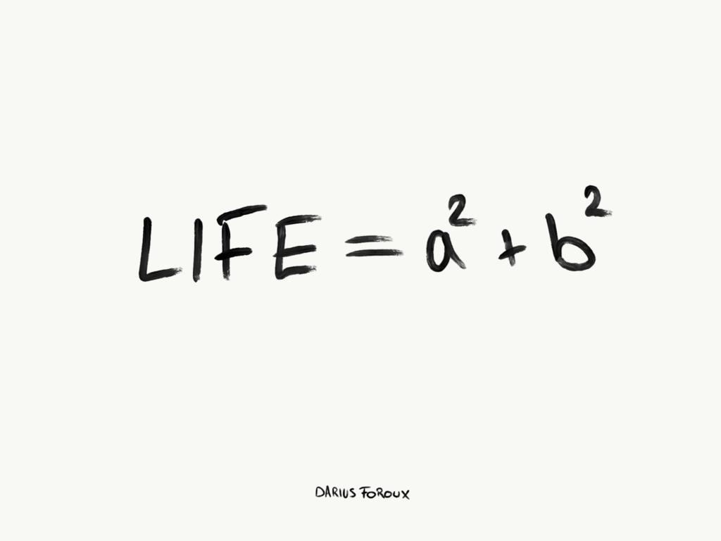 Life Is Math-Not Magic - Darius Foroux