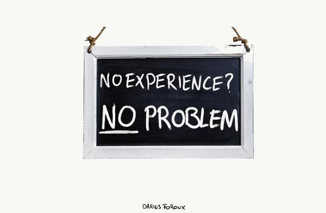 no experience no problem